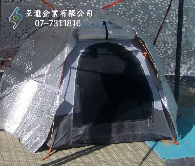 露營帳蓬隔熱_保溫 5