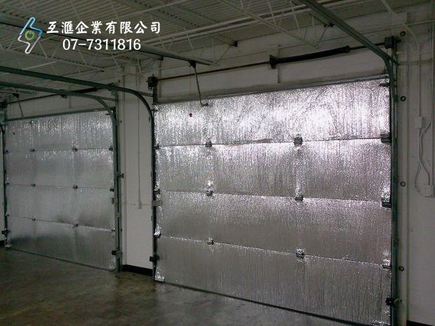 汽車車庫隔熱 1