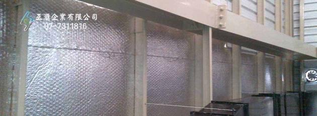 鋼結構_牆面隔熱 6