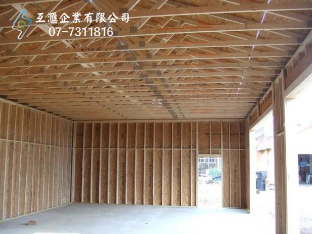 木結構屋頂_隔熱 2